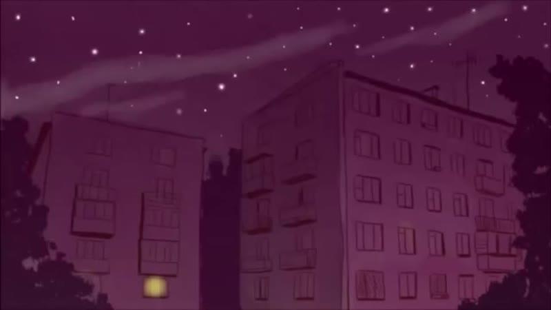 Мультипликационный клип на песню кабарэ бенд Серебряная свадьба Оркестр маленьких жучков