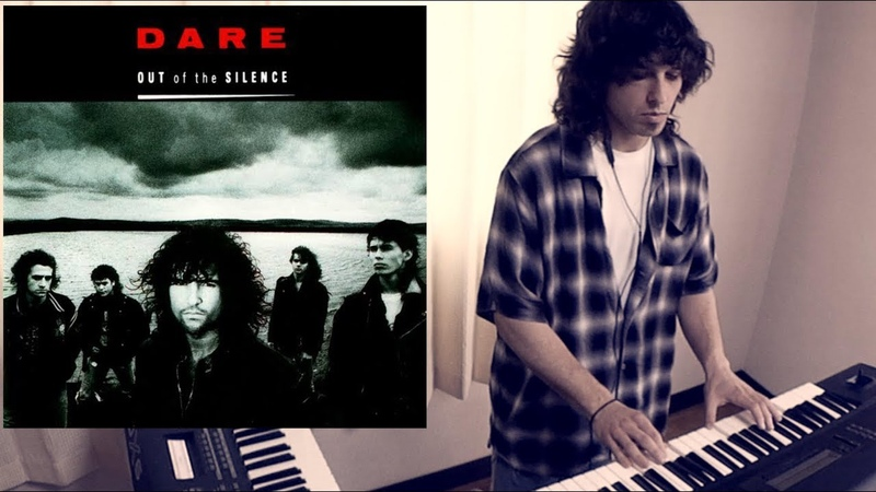 DARE Runaway AOR 1988 Keyboards cover