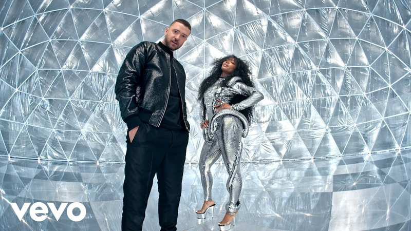 SZA Justin Timberlake The Other Side From Trolls World Tour