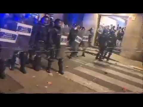 Frankreich Bürgerkrieg Wieso berichtet weder ARD noch ZDF