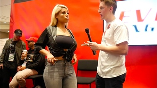 Bridgette B says American Pie is the Reason for MILFs - AVN 2020 Interview