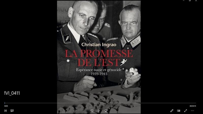 La promesse de l'Est Christian Ingrao