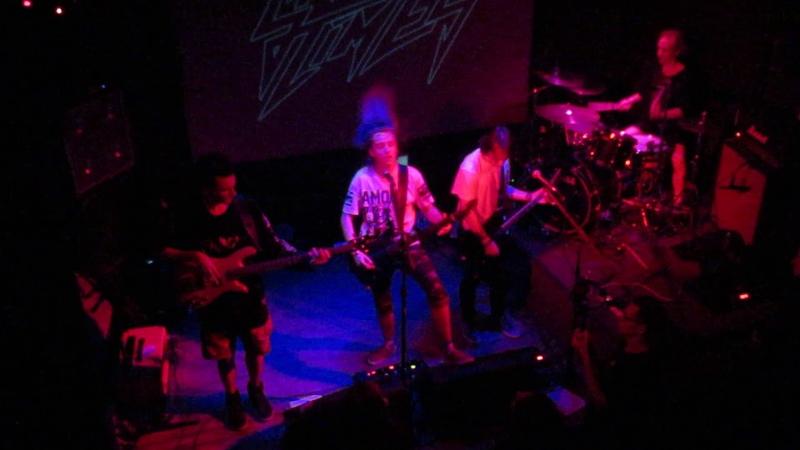 STORMM TIMES - Nicotine, Live at KMB Final, Saint-Petersburg