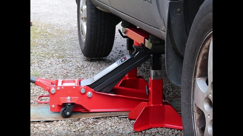 Jack stands for car lifting