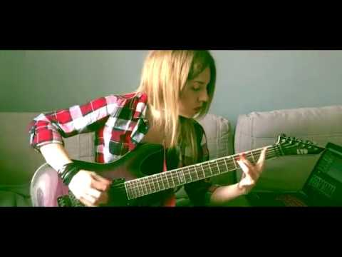 Slipknot Before I Forget guitar by Alex S
