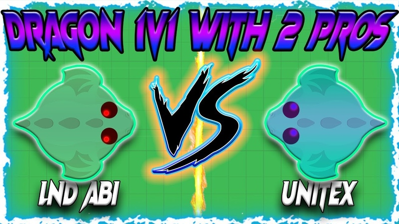 HOW A REAL 1v1 LOOKS WITH PROS IN MOPE.IO ! | LND Abi VS Unitex(LEGEND) | INSANE FIGHT SICK EDITS