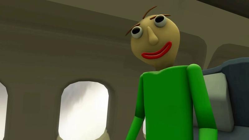 Com Baldi's Holiday Baldi SFM Animation