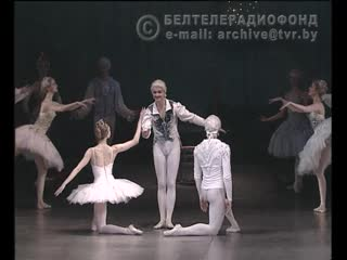 Фильм-балет Петр Чайковский. Щелкунчик (БТ, 1998)