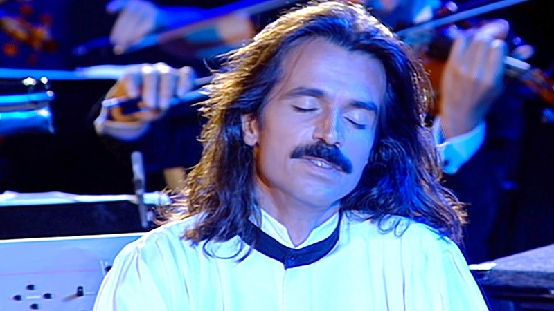 """Yanni Aria"""" Ode to Humanity… Live At The Acropolis 25th Anniversary 1080p Digitally Remastered"""