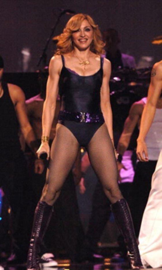 Певица Мадонна в свои 61 даст фору многих молодым