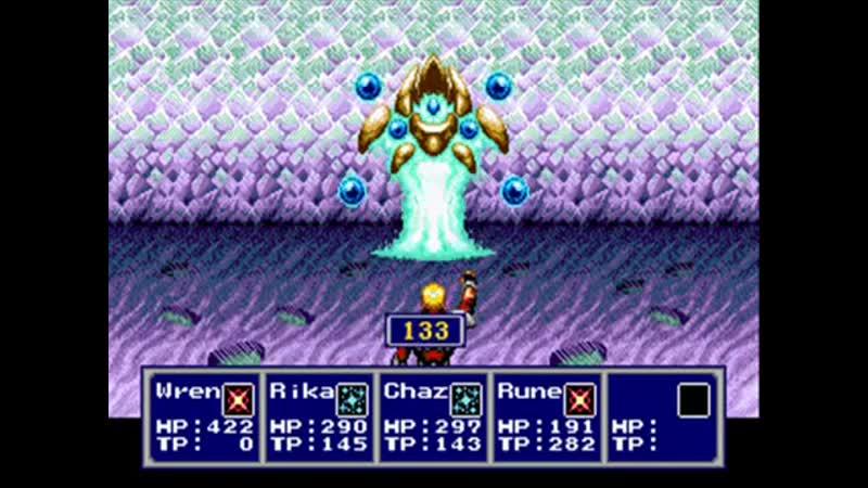 Phantasy Star IV - Boss 18 - Sa-Lews