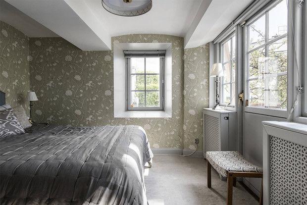 Мечта о Скандинавии: белый дом в Швеции || 02