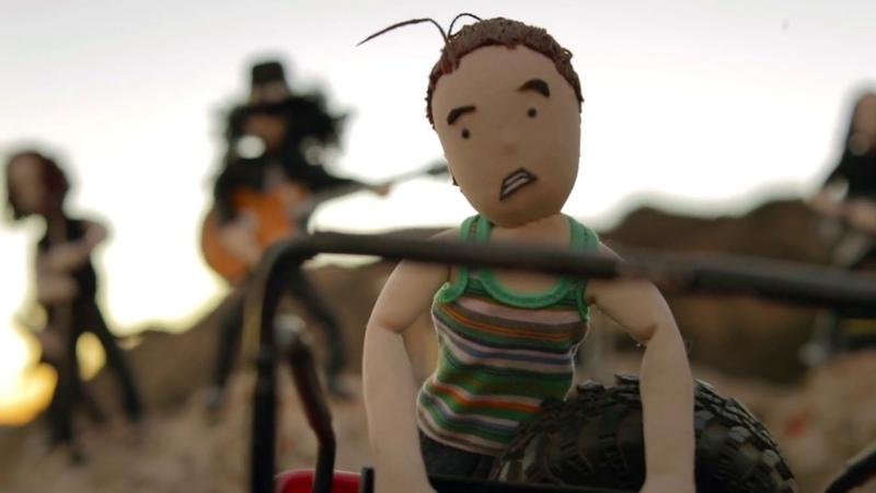 SLASH FT. MYLES KENNEDY THE CONSPIRATORS - Driving Rain Official Music Video
