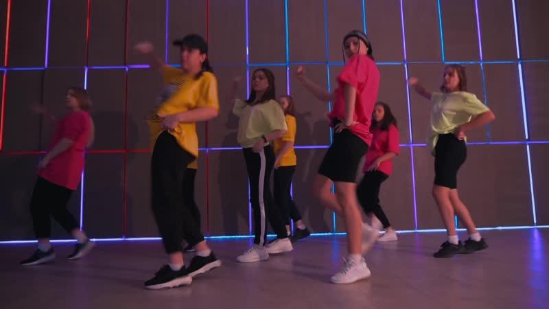 Stray kids - Easy (kpop dance cover GSS Novosibirsk)