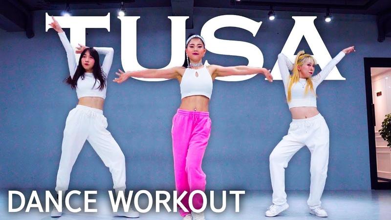 Dance Workout KAROL G Nicki Minaj Tusa MYLEE Cardio Dance Workout Dance Fitness