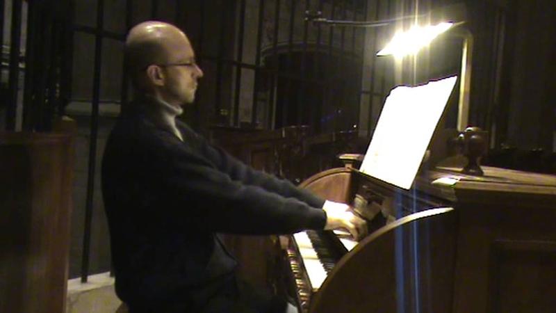 G F Händel Messiah Overture HWV 56 organ Jordi Franch Parella