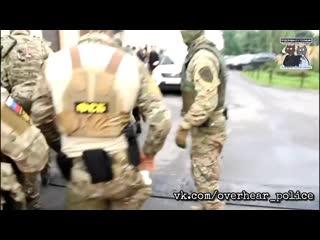 Видео задержания в Санкт-Петербурге выходцев из Средней Азии - сторонников ИГИЛ