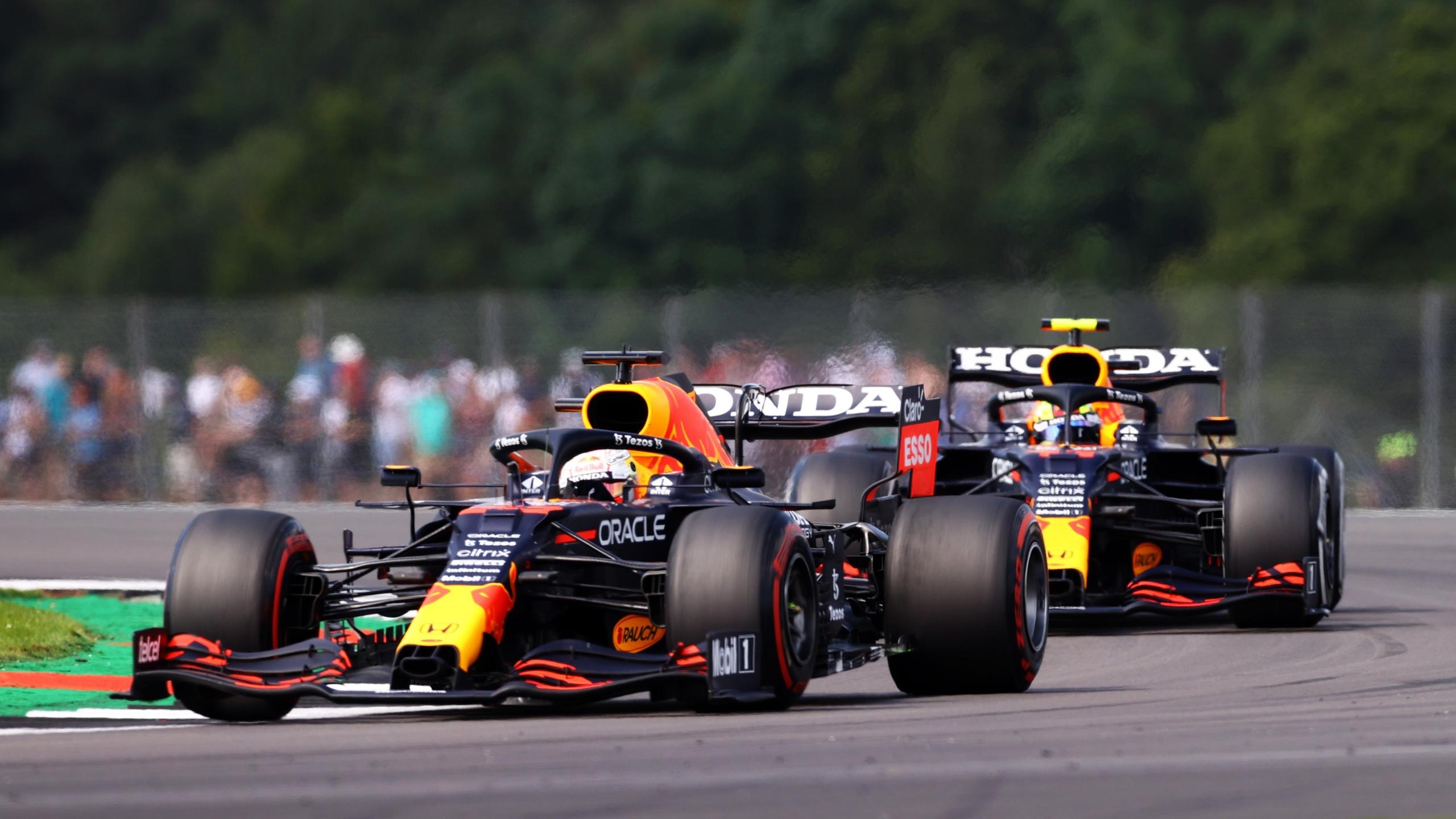 Команда Red Bull осталась без очков по итогам гран-при Великобритании 2021 года