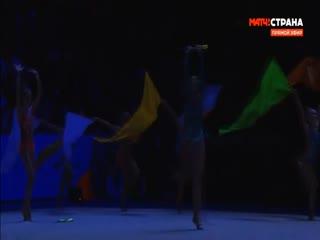Общий заключительный показательный номер // Гран при 2020, Москва