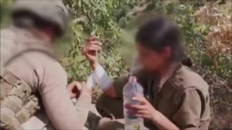 PKKnın kaçırdığı kız