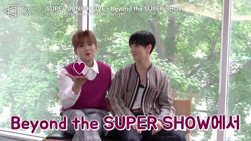 SUPER JUNIOR Beyond LIVE yewook