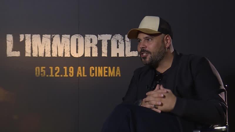 Звезда сериала Гоморра Марко Д`Аморе об итальянской киноиндустрии