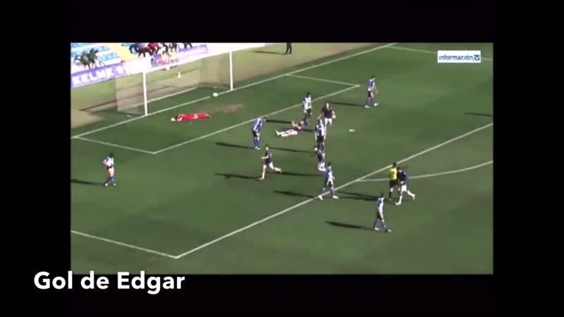 Единственный гол Эдгара Севикяна за Леванте Б в сезоне 2019 2020