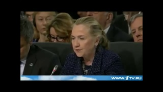 Хиллари Клинтон- США не допустят воссоздания СССР.