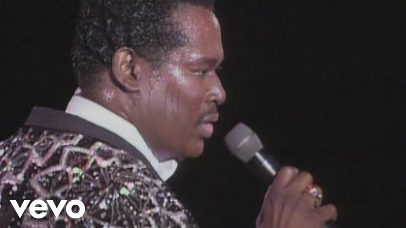 Luther Vandross - Give Me the Reason (from Live at Wembley)