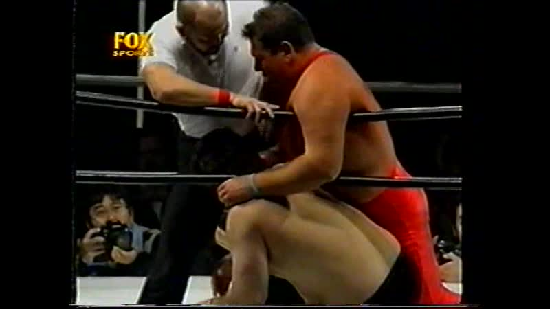 Bushido on FOX Sports 3 1