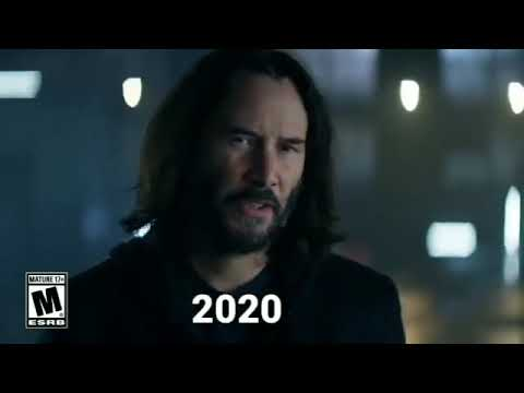 Keanu Reeves knows what's wrong in 2020
