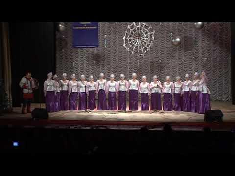 Песня Тройка в исполнении народного хора Берёзка
