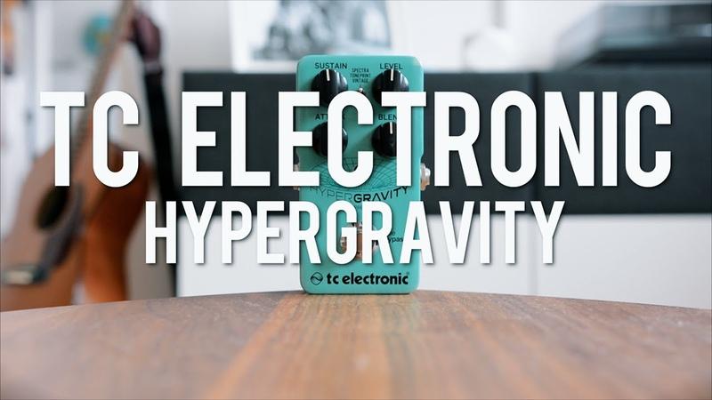 TC Electronic Hypergravity Compressor demo