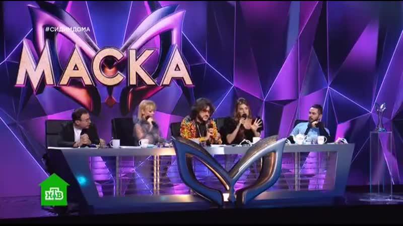 Шоу Маска на канале НТВ Выпуск № 6