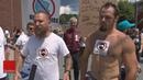 Opposition au port du masque obligatoire en Beauce