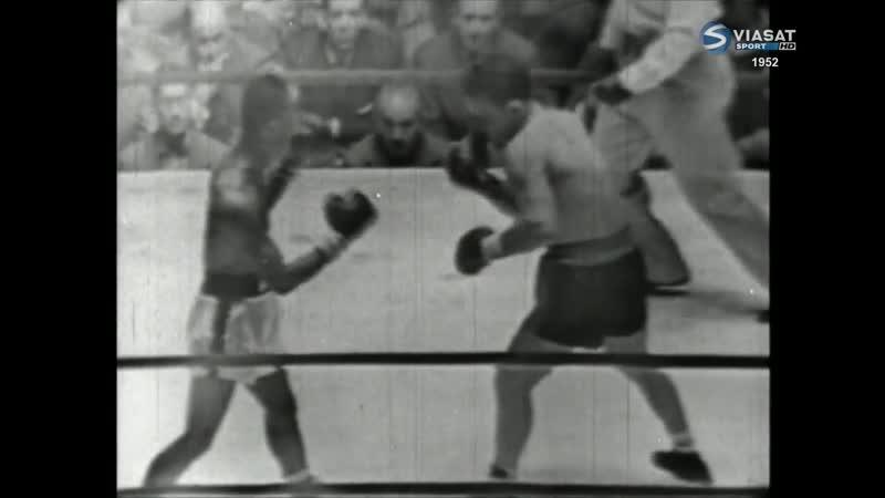 БOКC Джейк ЛaMoттa Hopмaн Хeйc 2 1952 г