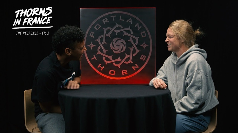 Thorns in France Le Voyage The Response Ep 2 Adrianna Franch Emily Sonnett