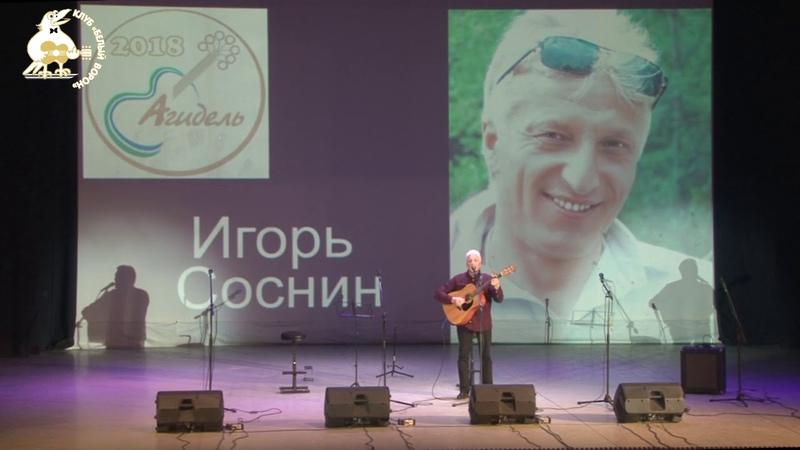 32 Игорь Соснин ~ Как-то так познакомились ~ Открытие фестиваля Агидель 2018