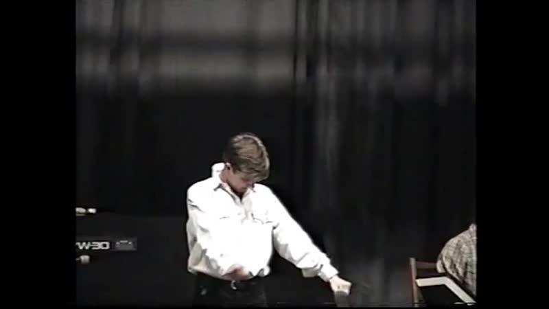 Чернила Для 5 го Класса Концерт в г Аксай Часть 2 1996 год