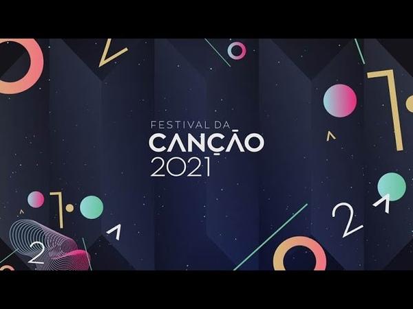 VOTE NA SUA FAVORITA para vencer o Festival da Canção 2021