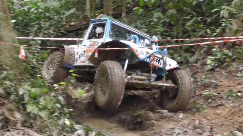 Rainforest Challenge 2015 By K'NetH De CrockeR Preview