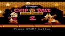 Chip 'n Dale: Rescue Rangers 2. NES [No Death Walkthrough Прохождение без смертей]