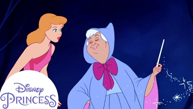 Bibbidi Bobbidi Boo Cinderella Disney Princess Sing Alongs