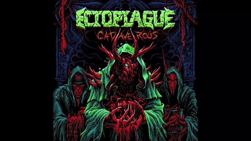 Cadaverous Ectoplague Full Album Dark Synthwave Cyberpunk
