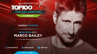 Marco Bailey DJ Set From The Alternative Top 100 DJs Virtual Festival 2020