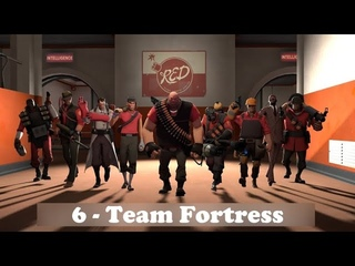 #6 - Team Fortress 2