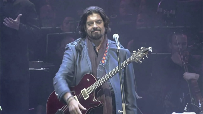 The Alan Parsons Symphonic Project Sirius Eye In The Sky Live in Colombia