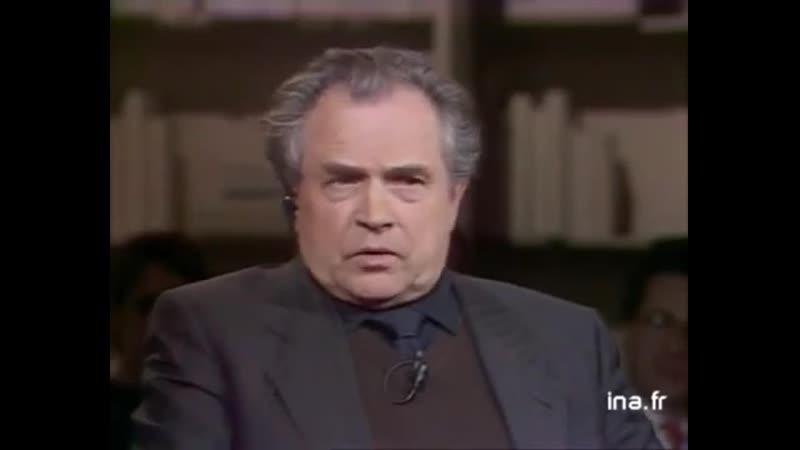 Зиновьев – Ельцин! 1990. Дискуссия в Париже. Полная версия