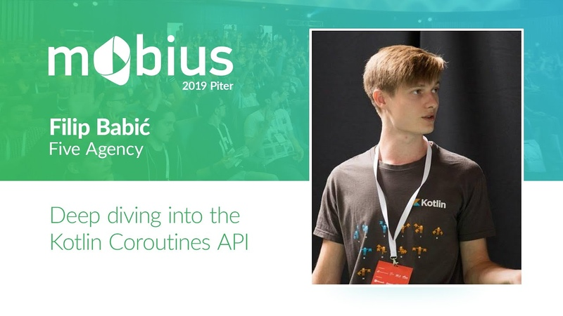 Filip Babić Deep diving into the Kotlin Coroutines API