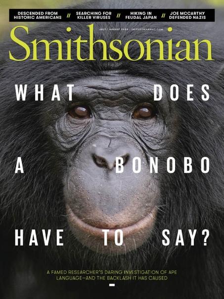 Smithsonian 07.08 2020